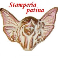 Stamperia патина