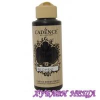 "CADENCE STYLE MATT - Черен, ""Black"""