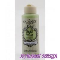 "CADENCE STYLE MATT - Зелен, ""Spring Green"" 120ml"
