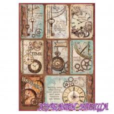 Оризова хартия, А4- DFSA4287- Clockwise cards
