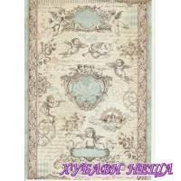 Оризова хартия, А4- DFSA4320- Baroque angels