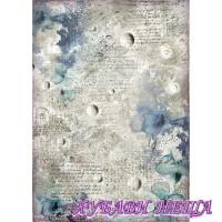 Оризова хартия, А4- DFSA4386- Астрален Космос