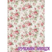 Оризова хартия, А4- DFSA4402- Големи Рози