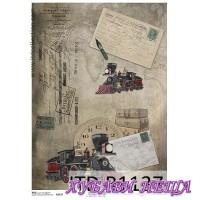 ITD Collection Оризова хартия А4 R1137