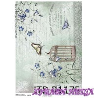 ITD Collection Оризова хартия А4 R1175