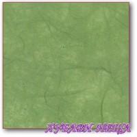 Stamperia VOILA- оризова хартия 70x100см.- Тревисто Зелен