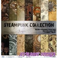 Дизайнерско блокче 30x30 Steampunk Collection- 14листа