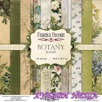 Дизайнерско блокче 30,5x30,5 Botany Summer 10л. двустр.