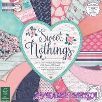 "Дизайнерско блокче 12 х 12"" Sweet Nothings 48 листа"