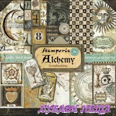 Дизайнерско блокче 30,5x30,5 Alchemy 10л. двустр.
