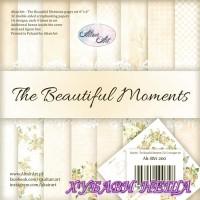 Дизайнерско блокче 6x6'' The Beautiful Moments  32л