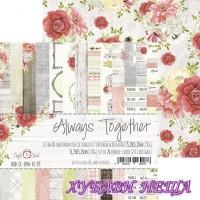 Дизайнерско блокче 6x6'' Always Together  26л. двустр.