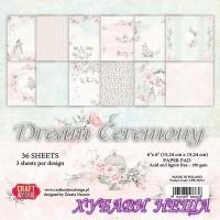 Дизайнерско блокче 6x6'',  Dream Ceremony 36л