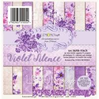 """Дизайнерско блокче 6x6""""- Violet Silence 36 л."""