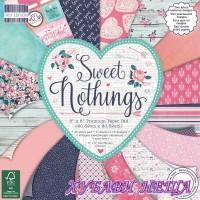 "Дизайнерско блокче 8 x 8"" Sweet Nothings 48 листа"