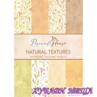 Дизайнерско блокче A4-Natural Textures 40 листа