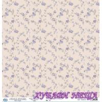 Дизайнерски картон 30x30cm 190gr - Vintage Story Collection 15