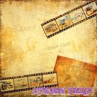 Дизайнерски картон 30x30cm 190gr - 403