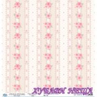Дизайнерски картон 30x30cm 190gr - Shabby Chic Collection 02