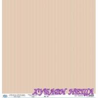 Дизайнерски картон 30x30cm 190gr - Paris Mon Amour 06