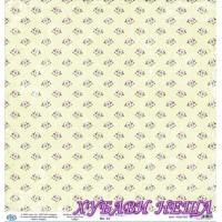 Дизайнерски картон 30x30cm 190gr - Romantic Purple 03