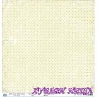 Дизайнерски картон 30x30cm 190gr - Romantic Purple 07