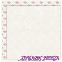 Дизайнерски картон 30.5x30.5cm Just Love Me 05