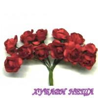 Букет розички- Червени