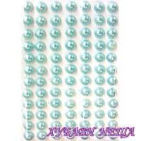 Самозалепващи перли- Аква