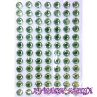 Самозалепващи камъчета- Зелени