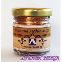 LORKA Антична вакса- Мед 35ml