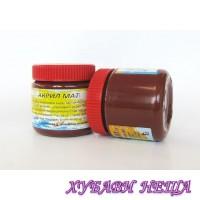 LORKA Акрилна боя-BM053 Печена Сиена мат 125гр