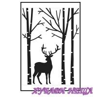 Папка за релеф Елен в гора
