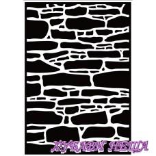 Папка за релеф 10x15см - Stone Wall
