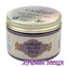 Перлена релефна паста- Dark Orchid 150ml