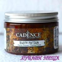 "Cadence патина- Кафяв цвят, ""Brown"" - 150 ml"