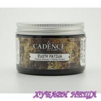 "Cadence патина- Черен цвят ""Gray Black"" - 150 ml"