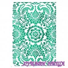 Шаблон за релеф  20 x 15 cm- Laces