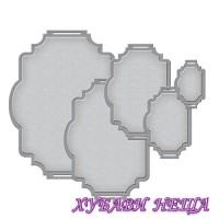 Шаблон за изрязване и релеф- S5-212