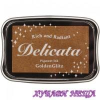 Delicata Тампон за печат - Golden Glitz