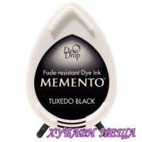 Memento Тампон за печат - Tuxedo Black