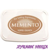 Memento Тампон за печат - Toffee Crunch