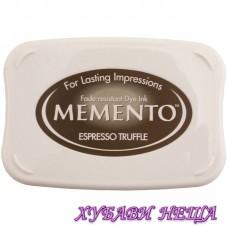 Memento Тампон за печат - Espresso Truffle