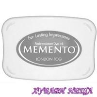 Memento Тампон за печат - London Fog