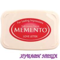 Memento Тампон за печат - Love Letter