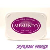 Memento Тампон за печат - Lilac Posies