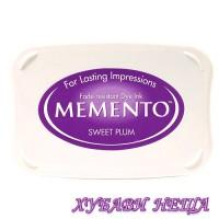 Memento Тампон за печат - Sweet Plum