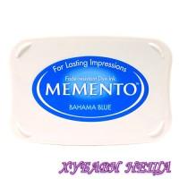 Memento Тампон за печат - Bahama Blue