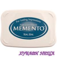 Memento Тампон за печат - Teal Zeal