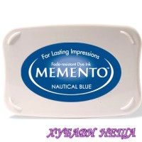 Memento Тампон за печат - Nautical Blue